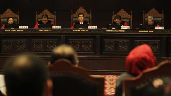 MK Nilai Tak Ada Bukti Penyalahgunaan DPK, DPTb, DPKTb