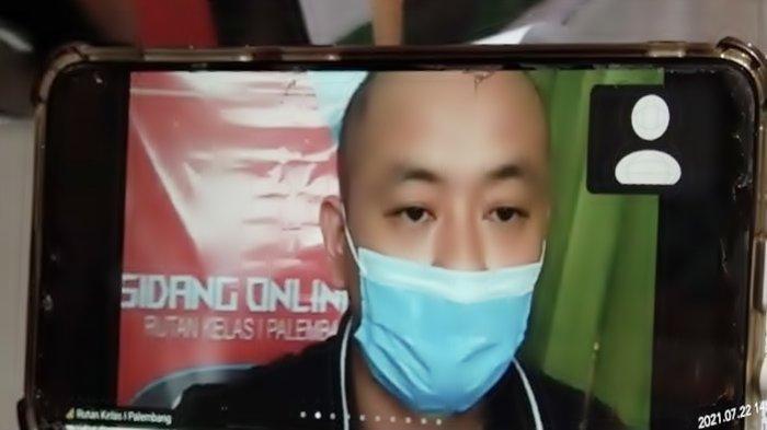 Masih Ingat Jason Pria yang Aniaya Perawat RS Siloam Sriwijaya Palembang? Ini Kabar Terbarunya
