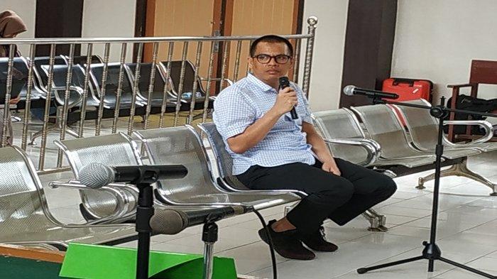 BREAKING NEWS: Robi Terdakwa Penyuap Bupati Muaraenim di Pengadilan Diperiksa Jaksa KPK dan Hakim