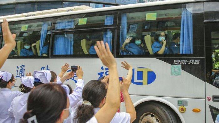 TERINFEKSI Covid-19, Kota Berpenduduk 2,9 Juta di China Kena Lockdown: Pasien 01 Siswa SD