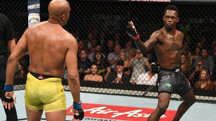 Israel Adesanya: Semua Petarung UFC Hindari Bertarung dengan Francis Ngannou di Oktagon