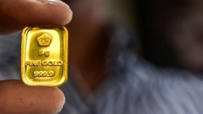 Harga Emas Antam Akhir Pekan Sabtu 5 Juni 2021, Naik Rp 11 Ribu, Ini Daftar Harga Lengkapnya