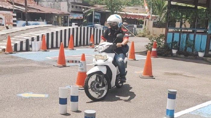 HUT Polisi Lalu Lintas 65, Program SIM C Gratis Diperpanjang 1 Hari untuk Warga Berdampak Covid-19