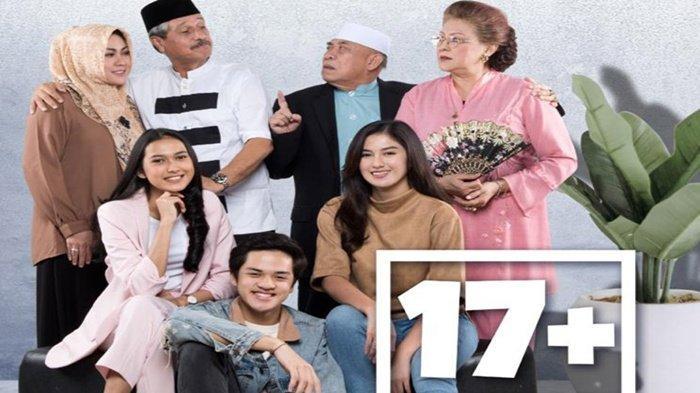Rating Tak Tembus 10 Besar, Sinetron Tujuh Belas Plus (17+) Pindah Tayang, Hanya Bertahan 11 Hari
