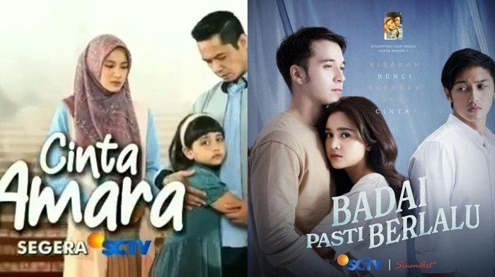 Tak Mampu Tumbangkan Ikatan Cinta, SCTV Siap Luncurkan Sinetron Baru, Badai Pasti Berlalu Terancam