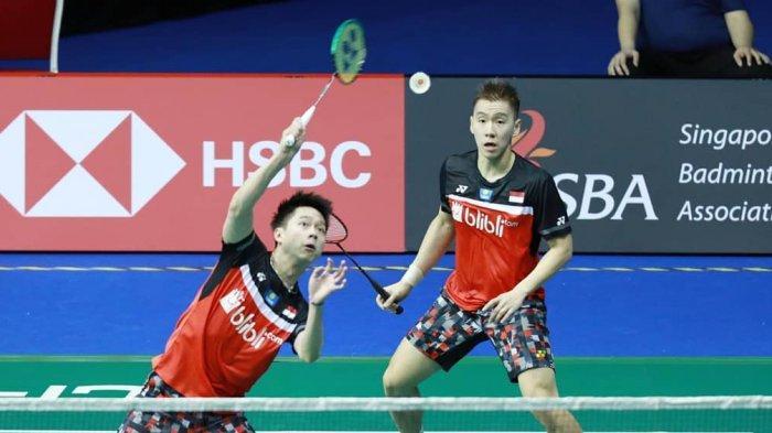 Daftar Pebulutangkis Indonesia di German Open 2021: Duet Marcus/Kevin Turun Lagi, Berikut Namanya