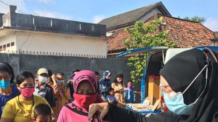 Giat Sirah dan Literasi Bikin Riuh Wargadi Kawasan Jalan Kemas Rindo, Kelurahan Ogan Baru