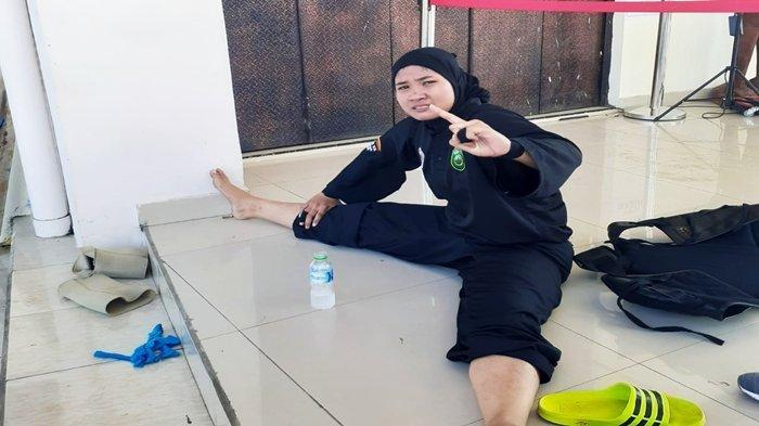 Kaki Kirinya Jadi Target Lawan, Siska Menang di Semifinal, Potensi Emas untuk Sumsel di PON XX Papua