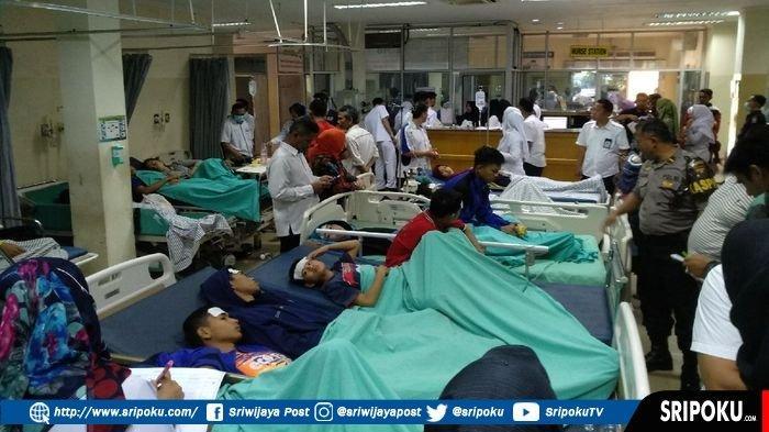 37 Pelajar SONS Dilarikan ke RS; Diduga Keracunan Menu Buka Puasa, Gejala Mual, Pusing dan Muntah