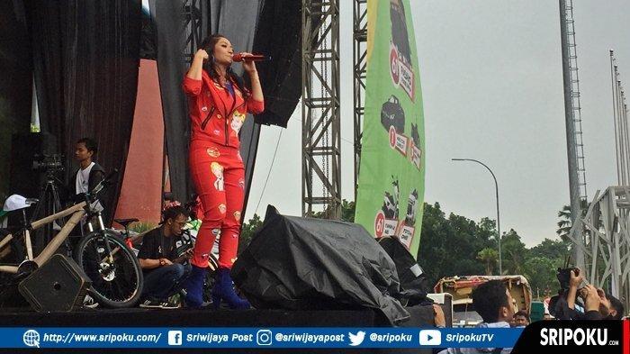 Siti Badriah Siap Goyang Peserta Peda KTNA ke-13 di Muba, Jangan Sampai Lewat Catat Tanggalnya!