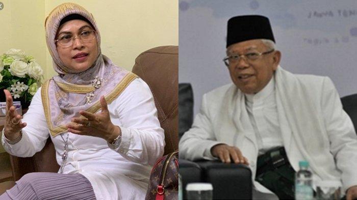 Putri dari KH Ma'ruf Amin, Siti Nur Azizah Maju Pilkada Tangsel 2020, Berikut Fakta dan Alasannya!