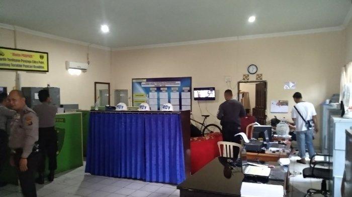5 Tahanan Kabur Diperiksa dan Petugas Piket Diambil Keterangan di Ruang Provos Polresta Palembang