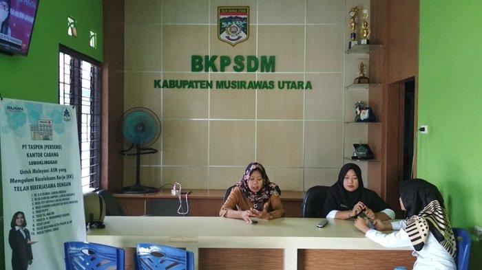 Update Tes SKB CPNS di Muratara, 372 Peserta Sudah Daftar Ulang, Menyisakan Tiga Peserta Lagi