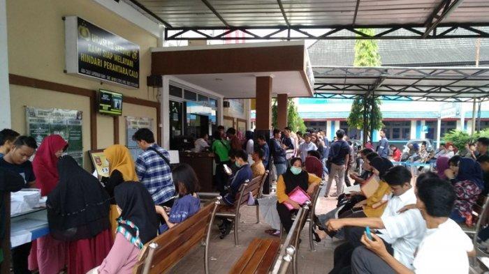 Driver Ojol dan Lulusan SMA Dominasi Pemohon SKCK di Polresta Palembang, Ternyata Ini Keperluannya