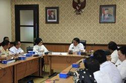 Sekda Nasrun Umar Minta Enam Instansi Bersinergi Sukseskan Pelaksanaan SKD CPNS