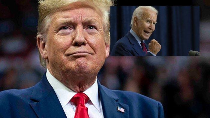 Skenario Jahat Donald Trump Jegal Joe Biden Bocor, Boceng Milisi Swasta Lakukan Ini saat Pelantikan