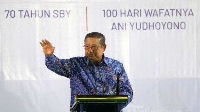 Pada Suatu Hari, SBY Mimpi Buruk Tentang Situasi Negara, Mahfud MD : Langsung Mengajak Berdoa