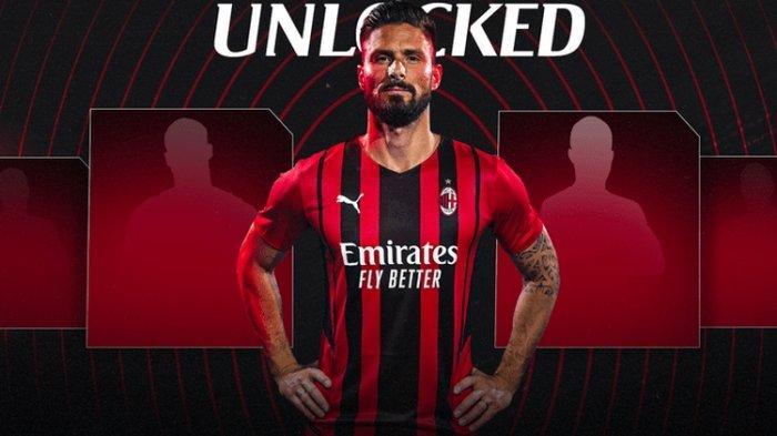 Update Skuad AC Milan Musim 2021/2022 Plus 4 Pemain yang Dibeli di Bursa Transfer, tanpa Donnaruma