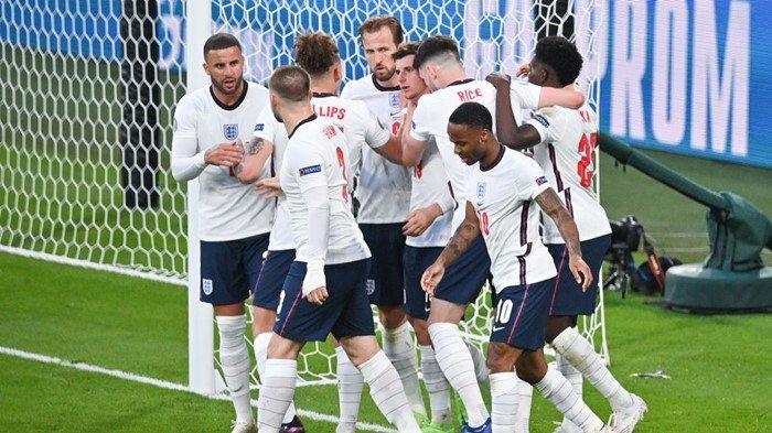 UPDATE Skor Italia vs Inggris Final Euro 2020, The Three Lions Unggul Cepat Atas Gli Azzurri