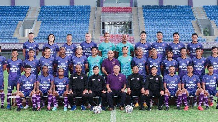 Skuad Persita 2021, Runner Up Liga 2 yang Kini di Liga 1 2021: Dilatih Eks-Pelatih Sriwijaya FC