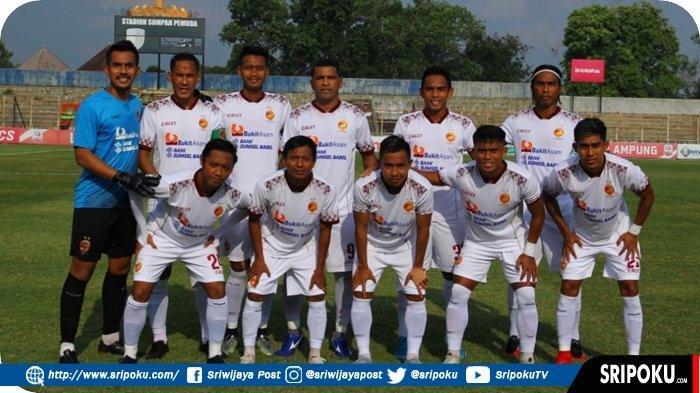 Beto Goncalves Gagal Cetak Gol, Sriwijaya FC Pesta Gol Menghadapi Tim Liga 3 Persegrata