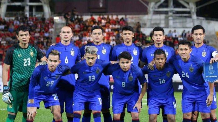 Tiga Pemain Timnas Thailand ini Harus Diwaspadai timnas Indonesia, Berpotensi Jadi Ancaman