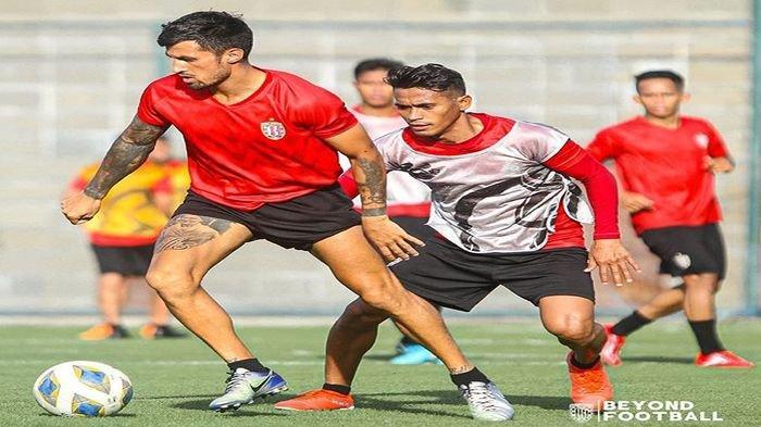 Urutan Teratas Klasemen Piala Kemenpora 2021, Bali United Akan Diuntungkan Hadapi Persita
