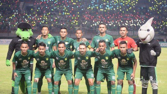Hasil Pertandingan Persebaya vs Kalteng Putra Shopee Liga 1 2019, Duel Sengit Berakhir Imbang