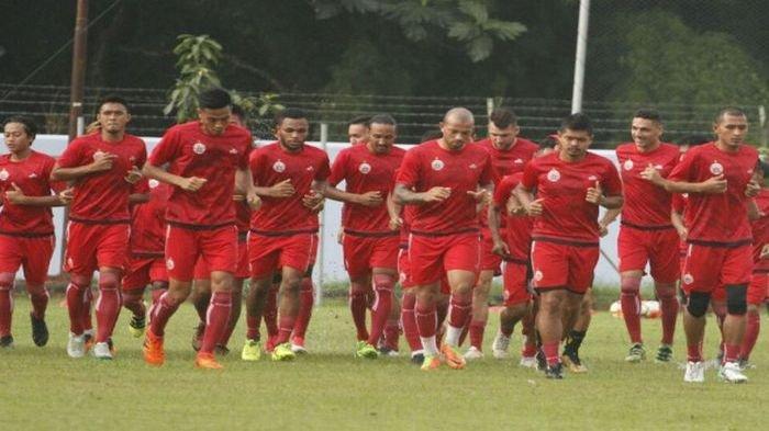 Jadwal Lengkap Persija Jakarta di Liga 1 Indonesia 2020 Dibuka Menghadapi Tim Mutiara Hitam
