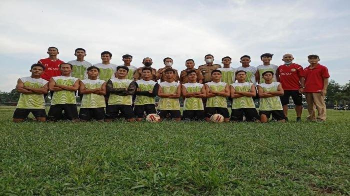 Geliat PS Palembang Jelang Kompetisi, Tak Hanya Tim Liga 3, Soeratin U15 pun Masuk Agenda Uji Coba
