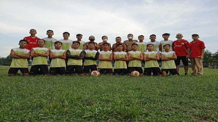 Jelang Liga 3 Indonesia, PS Palembang Tantang Sriwijaya FC dan Muba Babel United