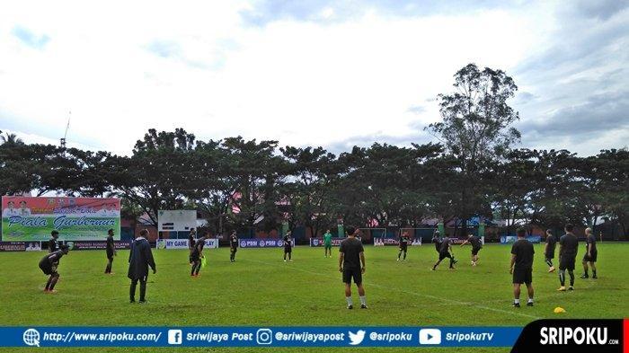 Jelang Hadapi Persebi Boyolali, Sriwijaya FC akan Fokus Taktik Transisi
