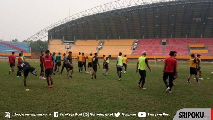Sriwijaya FC Bertolak ke Sidoarjo 7 November. Diprediksi Bawa 21 Pemain. Berikut Daftar Namanya