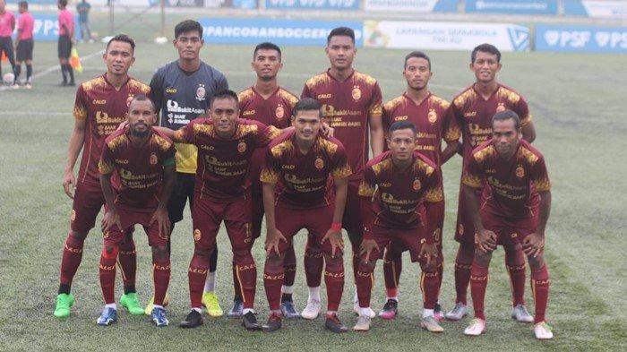 BREAKING NEWS: Dewa United Mundur, Sriwijaya FC Jadi Peserta Piala Walikota Solo 2021