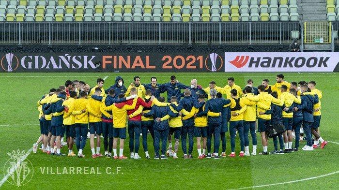 Final Liga Eropa Hadapi Manchester United, Kesempatan Villarreal Tembus Liga Champions Musim Depan