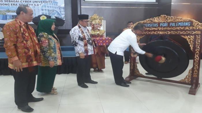 Universitas PGRI Palembang sedang Menuju Cyber University, Nantinya tak Ada Lagi Mahasiswa di Kampus