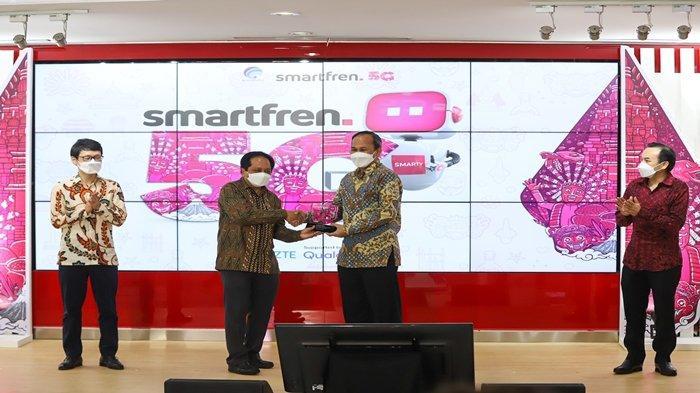 Smartfren Uji Coba Tahap Dua Jaringan 5G Bersama Kominfo, Salah Satu Medianya Virtual Reality Game