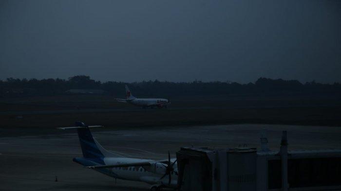 Kabut Asap Pagi Ini, Tiga Maskapai Gagal Mendarat di Palembang, Ada yang Berputar 11 Kali