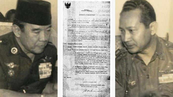 2 PENGUSAHA Dilempar Asbak, Soekarno Marah Diminta Lengser: 3 Kontroversi Supersemar