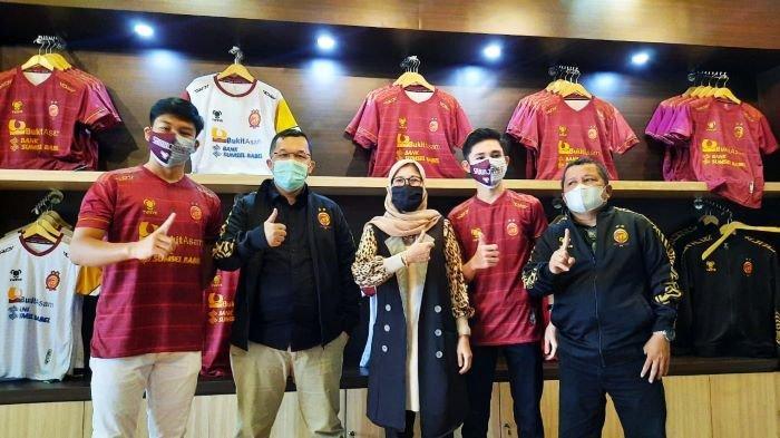 SFC Store Kembali Dibuka, Bisa Beli Jersey Original Sriwijaya FC Langsung Berikut Harganya