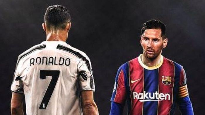 10 Pesepakbola yang Paling Sering Dimainkan di 2020, Tak Ada Cristiano Ronaldo Untuk Lionel Messi?