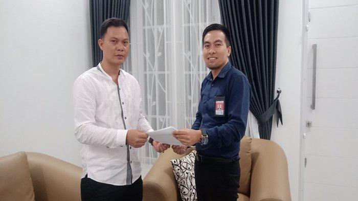 Seorang Warga Lahat Layangkan Somasi untuk Salah Satu Eks Wakil Bupati Lahat, Perihal Utang Piutang