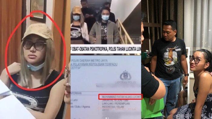 Fakta Identitas Bocor, Penampilan Lucinta Luna di Penjara Berubah, Jenggot dan Kumis Disinggung