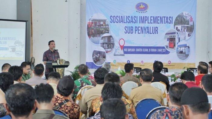 Sosialisasi Implementasi Sub Penyalur BBM, Dorong Percepatan Program BBM Satu Harga