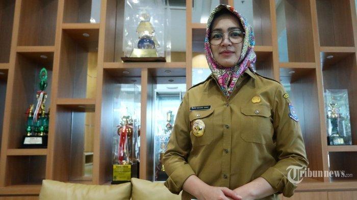 Sosok Airin Mantan Putri Indonesia Kini Jadi Walikota, Dapat Sanjungan Dari Ahok?