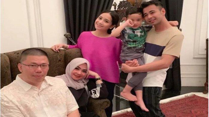 Sosok Ayah Tiri Nagita Slavina, Suami Rieta Amilia Akhirnya Terbongkar, Punya Profesi tak Main-main!