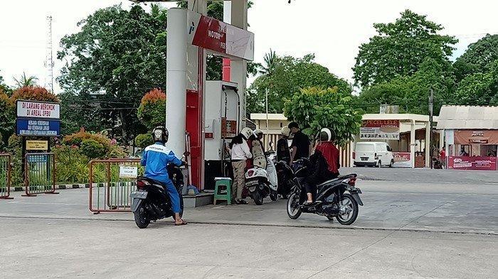 Larangan Mudik Akan Berdampak Pada Penjualan BBM di Kayuagung OKI, Diprediksi Justru Naik Sedikit