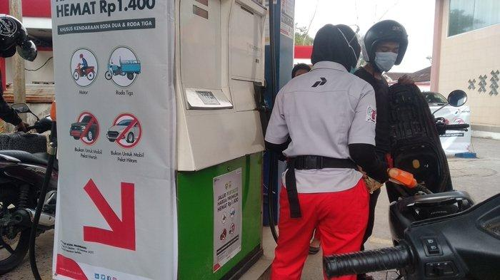 Simak Harga BBM Terbaru Mulai 1 April 2021, Berapa di Palembang, Adakah Kenaikan Untuk Sumsel?