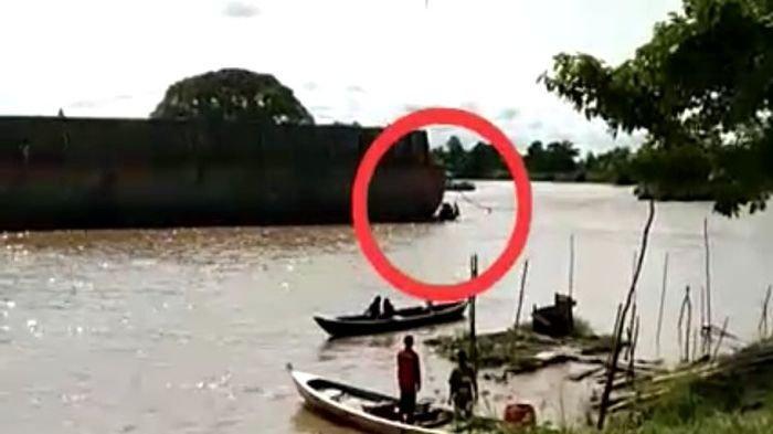 Speedboat Kades Tanjung Pasir Ditabrak Perahu Ponton, Enam Penumpang Sempat Terapung