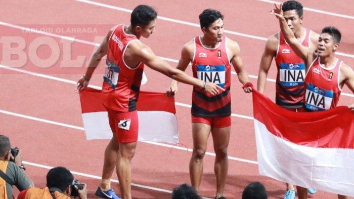 PB PASI Pulangkan Muhammad Zohri dan Atlet Lainnya,Olimpiade 2020 Ditunda, Dampak Virus Corona!